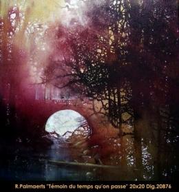 Roland Palmaerts - landscape - paysage -