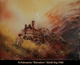 Roland Palmaerts - paysage - landscape - montagne - mountain