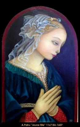 Anca Patru - Icone - Icon