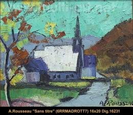 Dig: 16231- Albert Rousseau