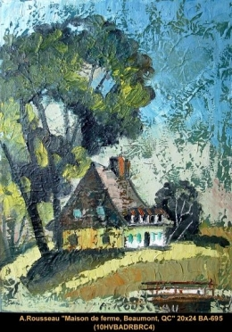 Dig: BA695 - Albert Rousseau