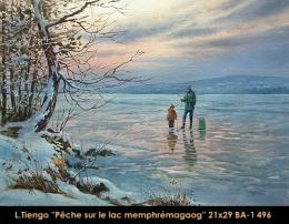 Luigi Tiengo - paysage - landscape