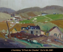 Louis Tremblay - paysage - landscape